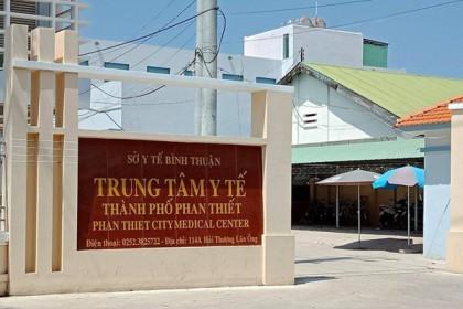 Khởi tố 5 lãnh đạo Bệnh viện Phan Thiết