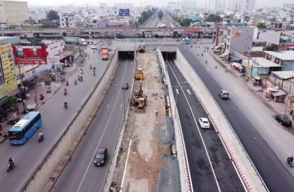 Hà Nội: Gần 1.900 tỷ xây 2 hầm chui qua đường vành đai 3 tại nút giao Hoàng Quốc Việt và Cổ Nhuế