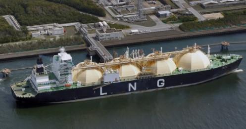 Mỹ và Nhật Bản sẽ hỗ trợ Việt Nam phát triển nhà máy nhiệt điện khí LNG