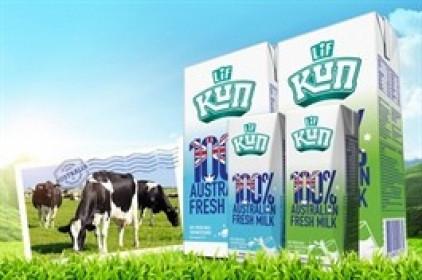 Sữa Quốc Tế sắp lên sàn UPCoM với định giá gần 3 ngàn tỷ đồng