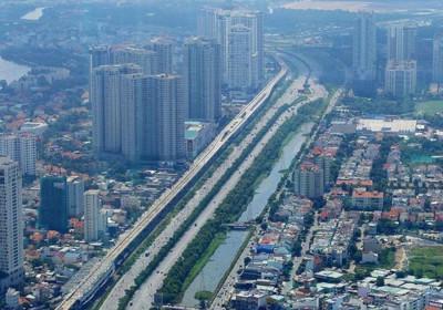 Lợi dụng đề án xây dựng thành phố trong thành phố, 'cò' đất khiến giá đất tăng dựng đứng