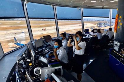 Tổng công ty Quản lý bay xin Thủ tướng không tiếp tục giảm giá điều hành bay cho các hãng bay trong nước