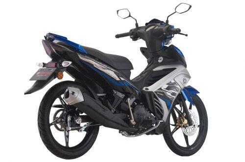 Yamaha Exciter 135 2021 ra mắt với giá gần 40 triệu đồng
