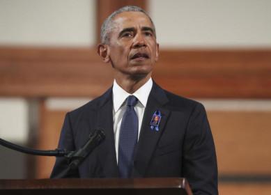 Ông Barack Obama: Lịch sử sẽ ghi nhớ vụ bạo động do Tổng thống đương nhiệm kích động
