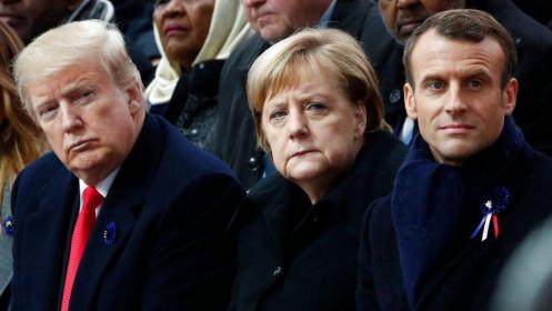 """Bạo loạn ở Mỹ khiến châu Âu """"sốc nặng"""""""