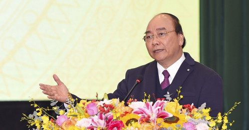 """Thủ tướng: """"Việt Nam đang nổi lên là thiên đường sản xuất mới"""""""