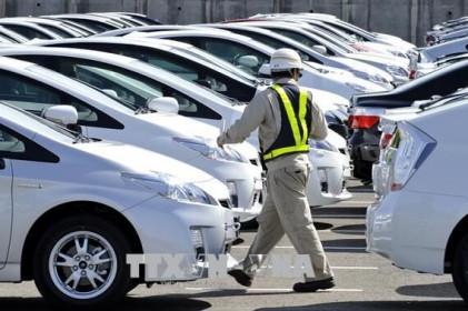 Thị trường ô tô Mỹ tiêu thụ tăng nhanh hơn dự kiến