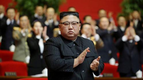 Ông Kim Jong-un được bầu Tổng bí thư đảng Lao động Triều Tiên