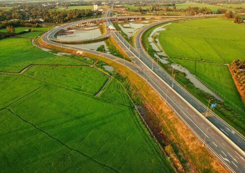 Đường bộ chuẩn cao tốc Lộ Tẻ-Rạch Sỏi xuyên miền Tây đi vào khai thác