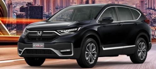 Phân khúc SUV 7 chỗ tháng 12/2020: Honda CR-V lập kỷ lục mới