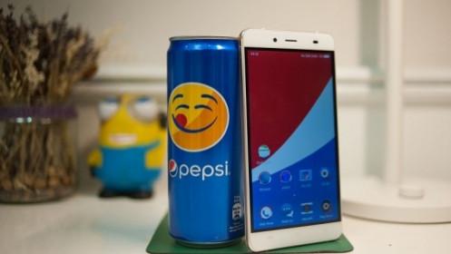 Pepsi cũng làm… smartphone