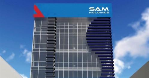 SAM HOLDINGS (SAM) thành lập pháp nhân mới với vốn điều lệ 250 tỷ đồng để triển khai Khu công nghiệp Nhân Cơ 2 với diện tích 400 ha