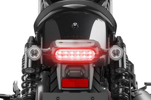 Ảnh chi tiết Honda Rebel 1100 2021, giá từ 215,51 triệu đồng
