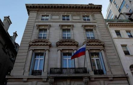 Mỹ bất ngờ cắt đường dây điện thoại của lãnh sự quán Nga tại New York
