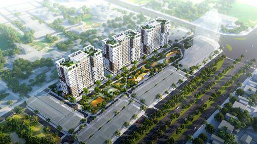 DELTA Group khởi công xây dựng khu nhà ở xã hội AMC I thuộc Khu đô thị AMC – EL DORADO Thanh Hoá