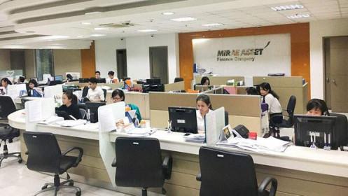 Chứng khoán Mirae Asset: Quý 4 giá trị giao dịch của khách hàng đạt 99.086 tỷ đồng