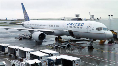 Hãng hàng không United Airlines (Mỹ) thua lỗ 7,1 tỷ USD trong năm 2020