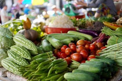 Giá thực phẩm hôm nay 23/1: Giá rau củ, thực phẩm biến động trái chiều