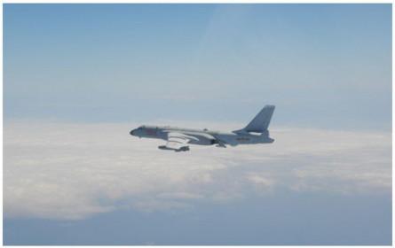 Sau cảnh báo của Mỹ, Trung Quốc điều 15 máy bay quân sự áp sát Đài Loan