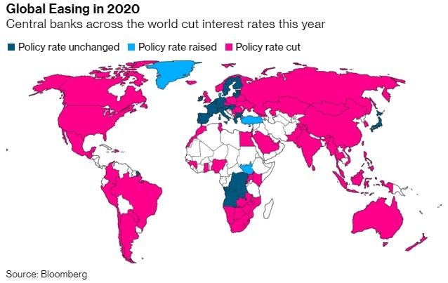 'Năm ác mộng' với kinh tế thế giới