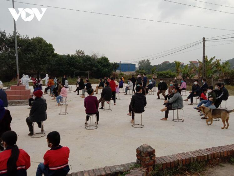 Hải Dương phong tỏa 1 thôn, giãn cách xã hội 1 xã liên quan đến BN 1552