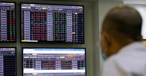 Thị trường đang nằm trong xu hướng giảm điểm