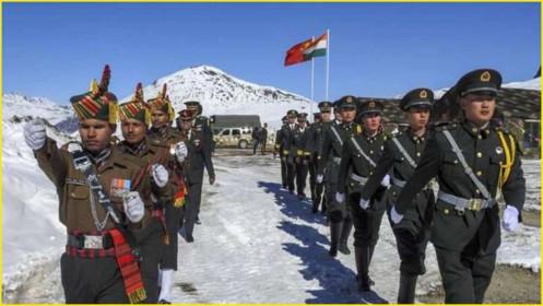 Ấn Độ điều thêm quân lên biên giới tranh chấp với Trung Quốc