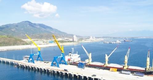 Giao dự án Cảng Vân Phong về Tổng Công ty Hàng hải Việt Nam
