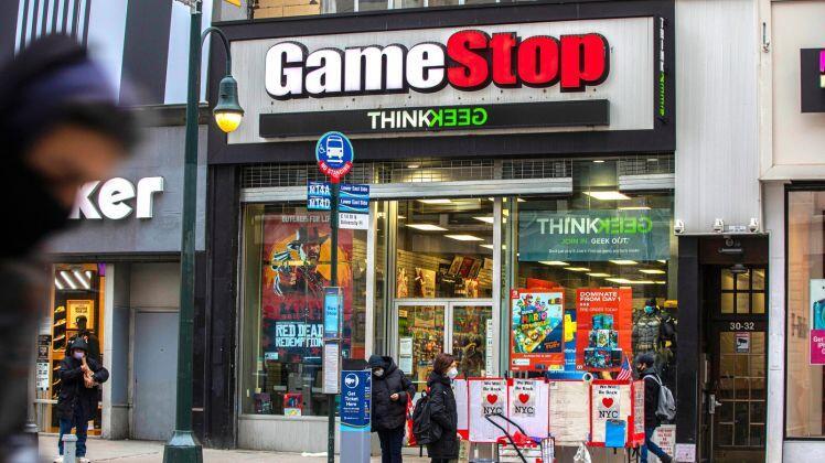 Nhà đầu tư 10 tuổi lãi hơn 5,000% từ cổ phiếu GameStop