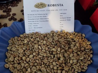 Giá cà phê hôm nay 31/1: Giá robusta tăng cầm chừng, thị trường cần một cú hích