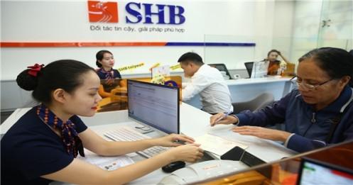 SHB giảm tỷ lệ nợ xấu kỷ lục về 1,7%