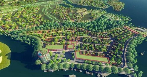 """Ba nhà đầu tư """"bắt tay"""" xây khu đô thị gần 5.000 tỷ đồng ở Bình Định"""