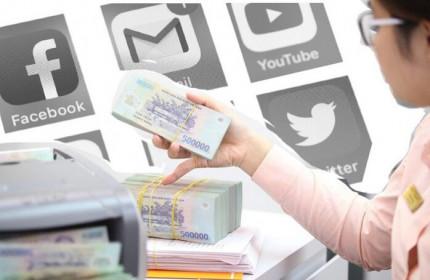 Thuế thu từ Google, Youtube, Facebook… năm 2020 đạt hơn 1,1 nghìn tỷ đồng