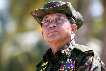 Tổng tư lệnh quân đội Myanmar nói gì về chính biến sau khi lên nắm quyền?