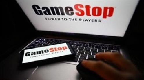 """Cổ phiếu GameStop """"bốc hơi"""" gần 1/2 vốn hóa sau cú tăng đột phá 400% trong tuần trước"""