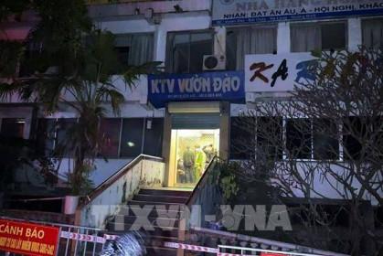 Quảng Ninh phong tỏa quán karaoke, cách ly nhóm người vi phạm phòng, chống dịch COVID-19