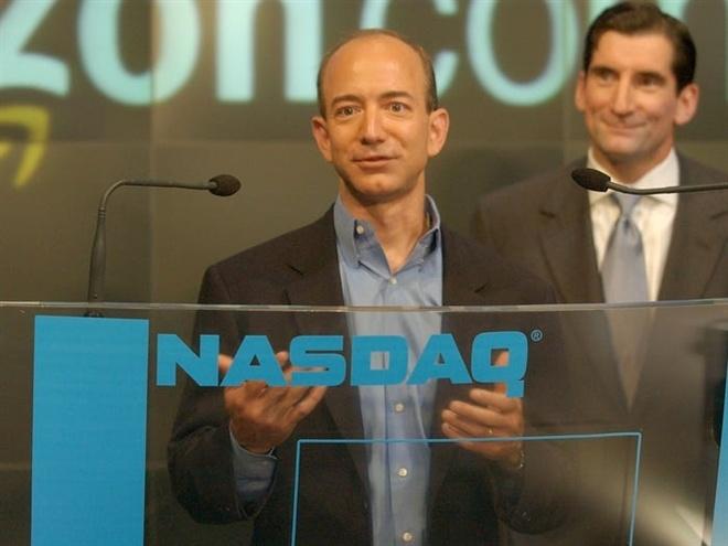 Jeff Bezos xây dựng đế chế Amazon thế nào trước khi rời vị trí CEO?