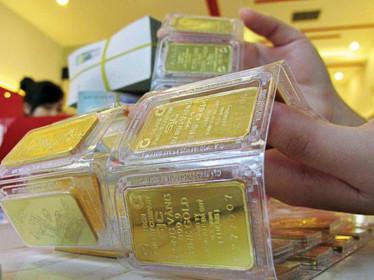 Giá vàng hôm nay 4/2: SJC đắt hơn thế giới gần 6 triệu đồng/lượng