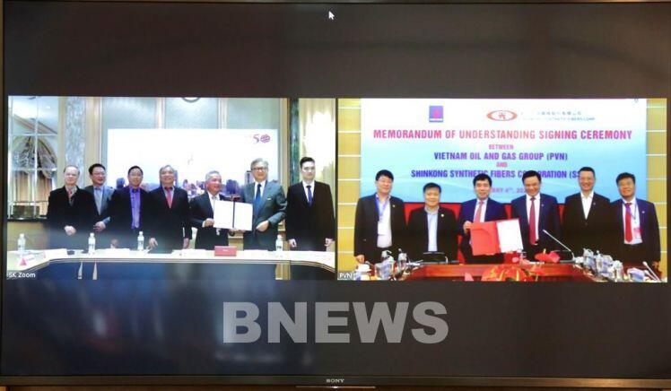 PVN và SSFC nâng tầm hợp tác
