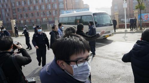 Chuyên gia WHO nói về Viện Virus học Vũ Hán: Phòng thí nghiệm được trang bị hoàn hảo, khó hình dung có gì bị rò rỉ