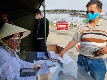 Thêm ca nhiễm Covid-19 tại tỉnh Hải Dương
