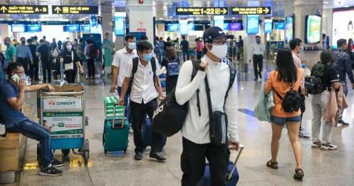 Giá vé bay Tết các hãng Vietnam Airlines, Vietjet, Bamboo Airways bất ngờ tăng dựng đứng