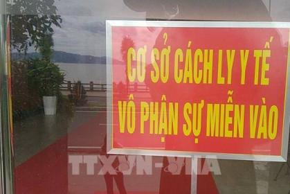 Bắc Ninh có 1 ca dương tính với SARS-CoV-2 là F1 bệnh nhân 1565