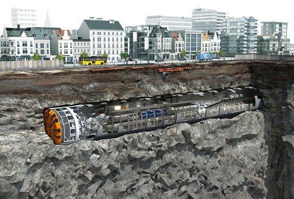 Elon Musk đào hầm xuyên thành phố, muốn thay đổi giao thông thế giới