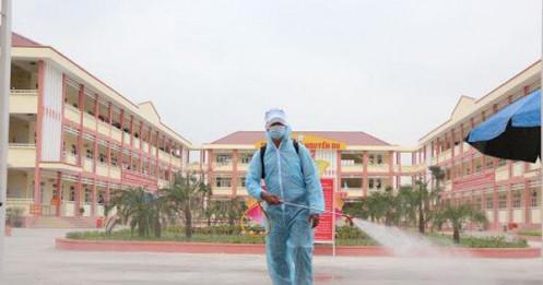 9/2: Thêm 3 ca mắc Covid-19 mới trong cộng đồng tại Đông Triều, Quảng Ninh