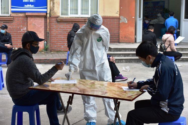 Quận Cầu Giấy: Hết thời gian cách ly y tế nhà 58, ngõ 92 Nguyễn Khánh Toàn