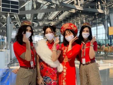 Vietjet Thái Lan đứng thứ 2 về thị phần 2020