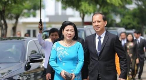 Bà Dương Thanh Thuỷ: Từ người làm thuê đến đến bà chủ Trung Thuỷ Group