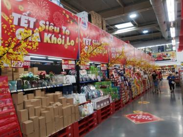 Tết Nguyên Đán Tân Sửu 2021: Sức mua tăng 3-5% so với tháng thường