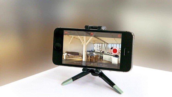 3 bước tự chế camera an ninh bằng điện thoại cũ